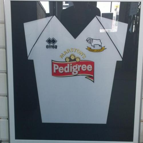 Derby County FC Shirt
