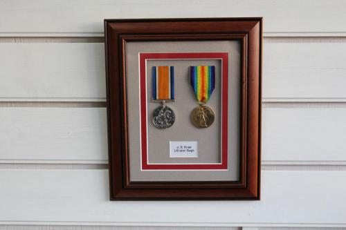 Pair of WW2 Medals